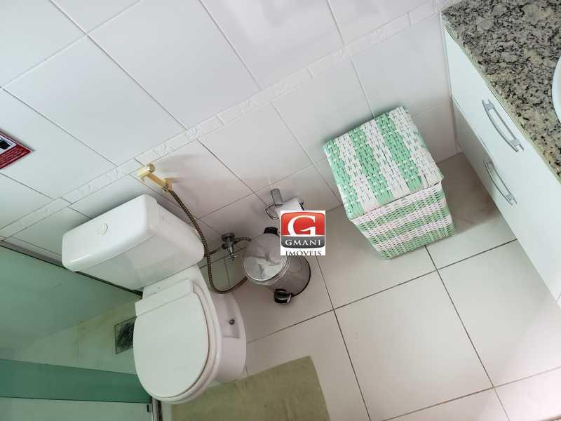 20200619_115502 - Belíssima Casa, Mobiliada, Em Belo e Completo Condomínio - MACN30007 - 17
