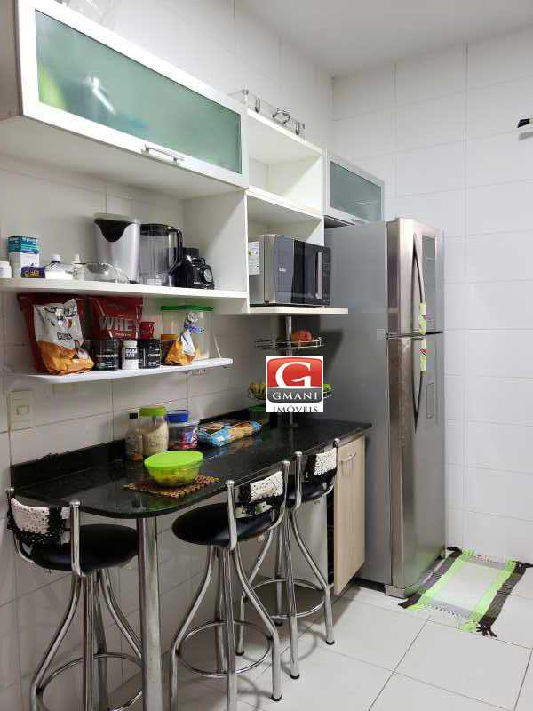 20200619_115734 - Belíssima Casa, Mobiliada, Em Belo e Completo Condomínio - MACN30007 - 19