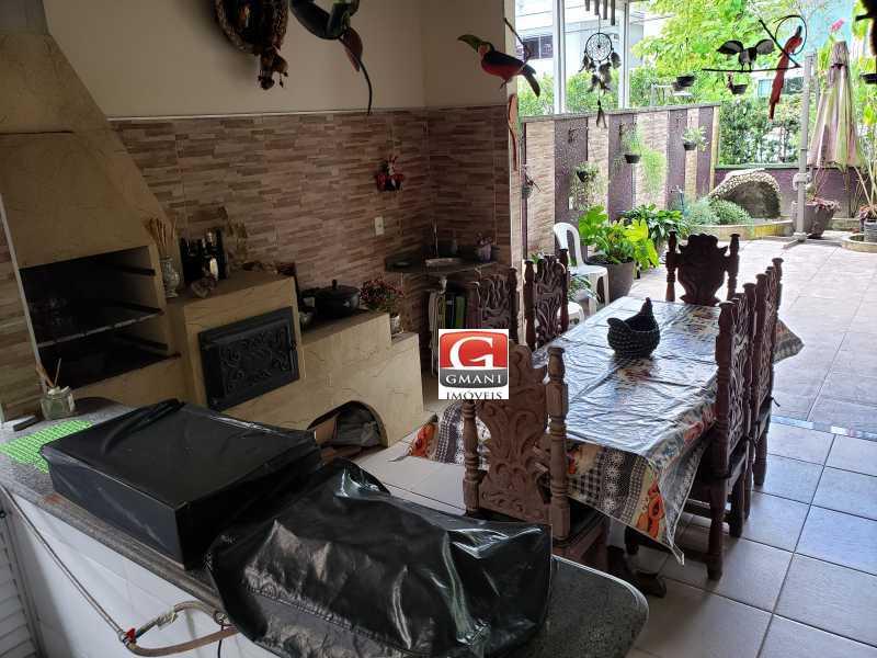 20200619_115825 - Belíssima Casa, Mobiliada, Em Belo e Completo Condomínio - MACN30007 - 21