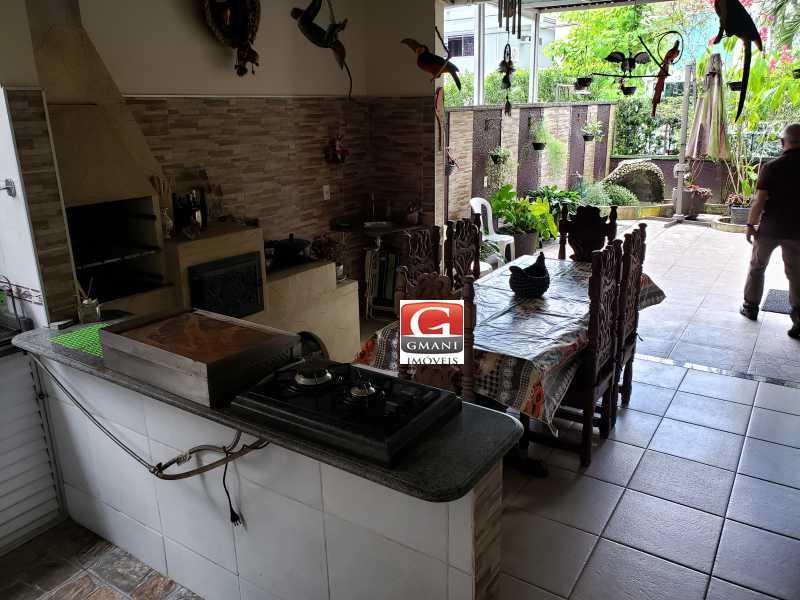 20200619_115908 - Belíssima Casa, Mobiliada, Em Belo e Completo Condomínio - MACN30007 - 22