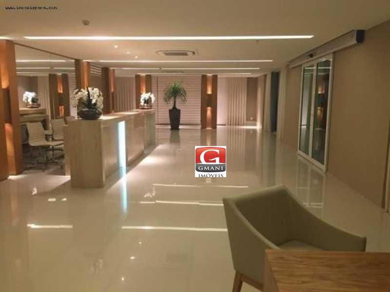 hall mirai - Ed. Mirai Office, Excelente Sala, Excelente Edifício e em Excelente Localização! - MASL00010 - 4