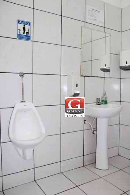 wc masc - Excelente Prédio Comercial, We 32, Cidade Nova V - MAPR00008 - 16