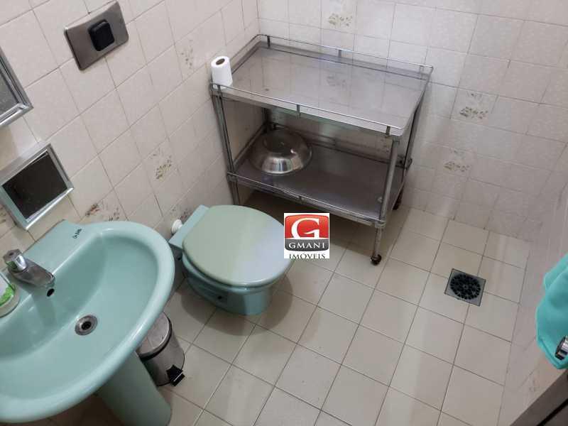 wc bern. - Excelente Casa no Umarizal próximo a Doca - MACA00004 - 21