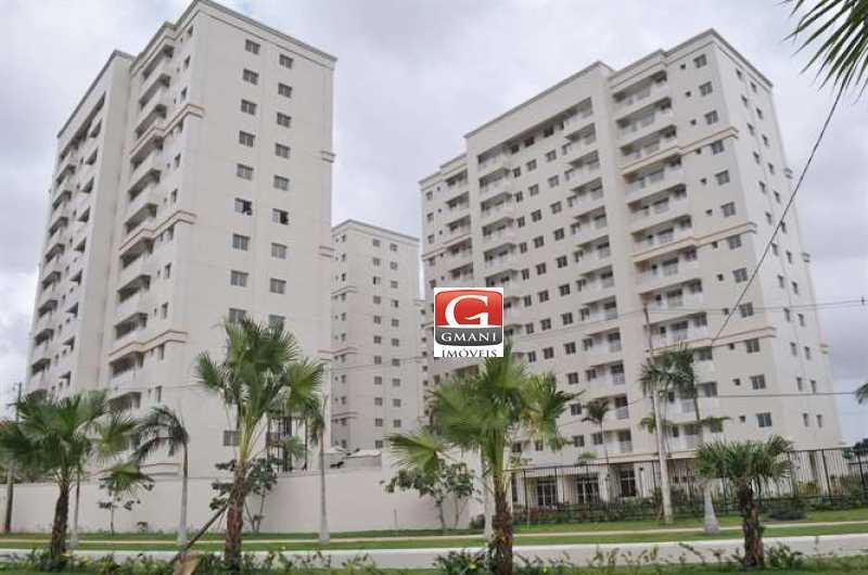 EDIT 01. - Apartamento - Parque Jardins, Augusto Montenegro - MAAP20046 - 1
