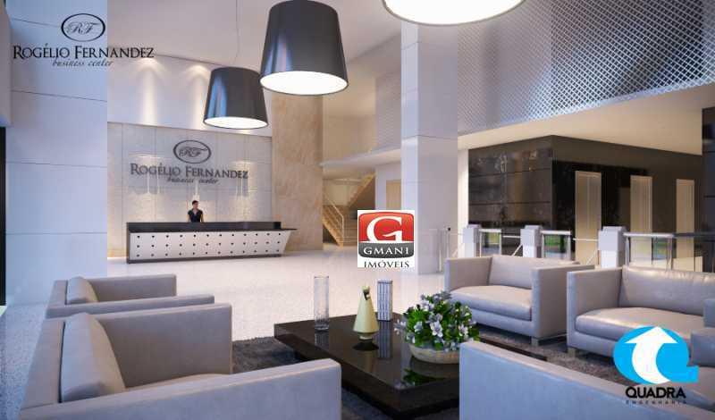 comum-02 - Sala Comercial 32m² à venda Cremação, Belém - R$ 179.000 - MASL00004 - 1