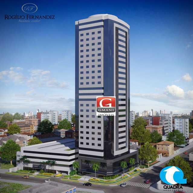 fachada-02 - Sala Comercial 32m² à venda Cremação, Belém - R$ 179.000 - MASL00004 - 5