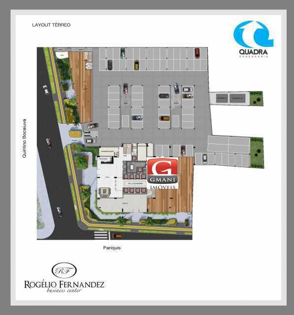 planta-11 - Sala Comercial 32m² à venda Cremação, Belém - R$ 179.000 - MASL00004 - 6