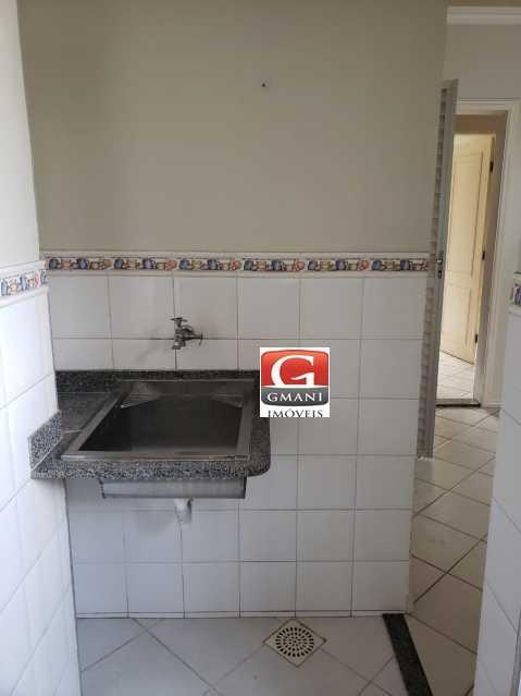 arae serv tavares. - Apartamento À venda- Residencial Tavares Bastos - MAAP30045 - 12