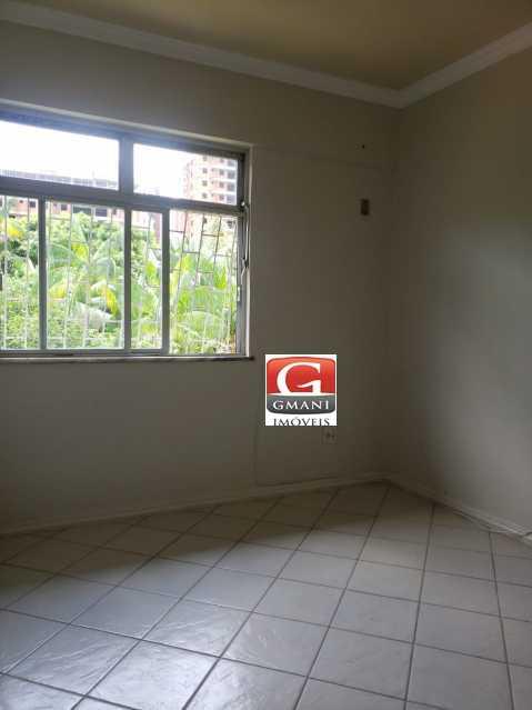 quarto 1 tavares. - Apartamento À venda- Residencial Tavares Bastos - MAAP30045 - 7