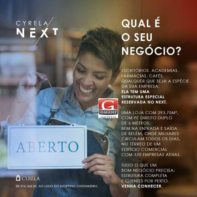 WhatsApp Image 2018-04-09 at 1 - Sala Comercial À Venda - Castanheira - Belém - PA - MASL00005 - 20