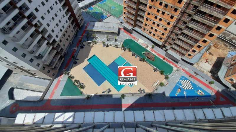 area piazza. - EDIFICIO PIAZZA TOSCANA, SUPER PROMOÇÃO, NÃO FIQUE FORA DESSA! - MAAP30049 - 6