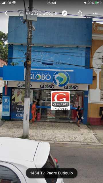 frente pd euti. - Prédio Comercial de 500m², Próximo a Praça Batista Campos - MAPR00013 - 1