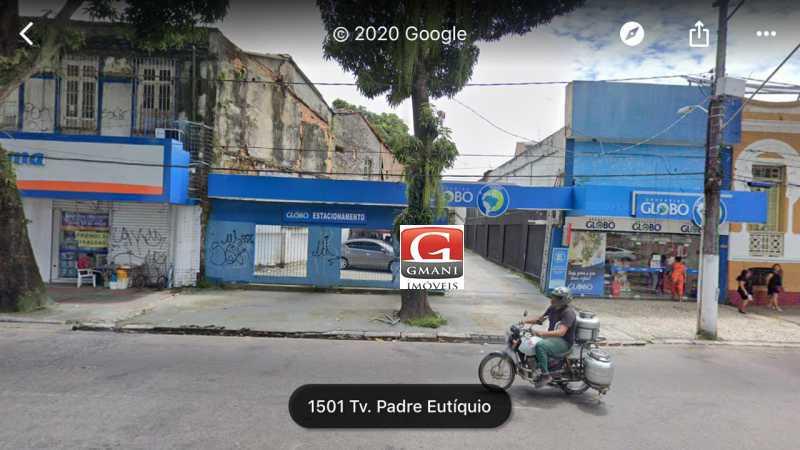 padre frente. - Prédio Comercial de 500m², Próximo a Praça Batista Campos - MAPR00013 - 3