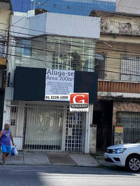 jeronimo pem. - Prédio 200m² para alugar Umarizal, Belém - R$ 4.500 - MAPR40001 - 1
