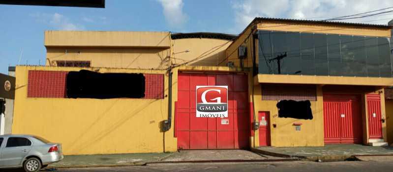 WhatsApp Image 2021-02-02 at 1 - Galpão 1200m² para alugar Marambaia, Belém - R$ 25.000 - MAGA00008 - 1