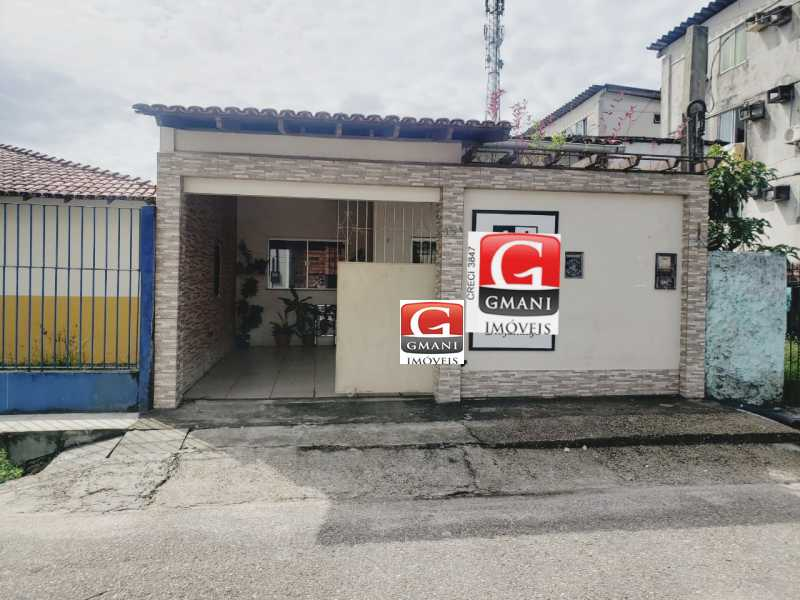 H 01. - Casa À venda no bairro do Castanheira - MACA20018 - 1