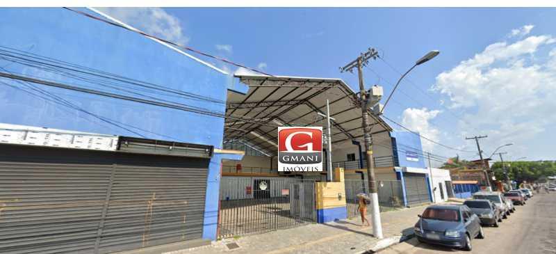 3666 Av. Alcindo Cacela - Goog - GALPÃO PARA LOCAÇÃO-ALCINDO CACELA - MAGA00010 - 5