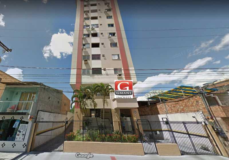 FACHADA - Apartamento À Venda - Telégrafo Sem Fio - Belém - PA - MAAP20009 - 3