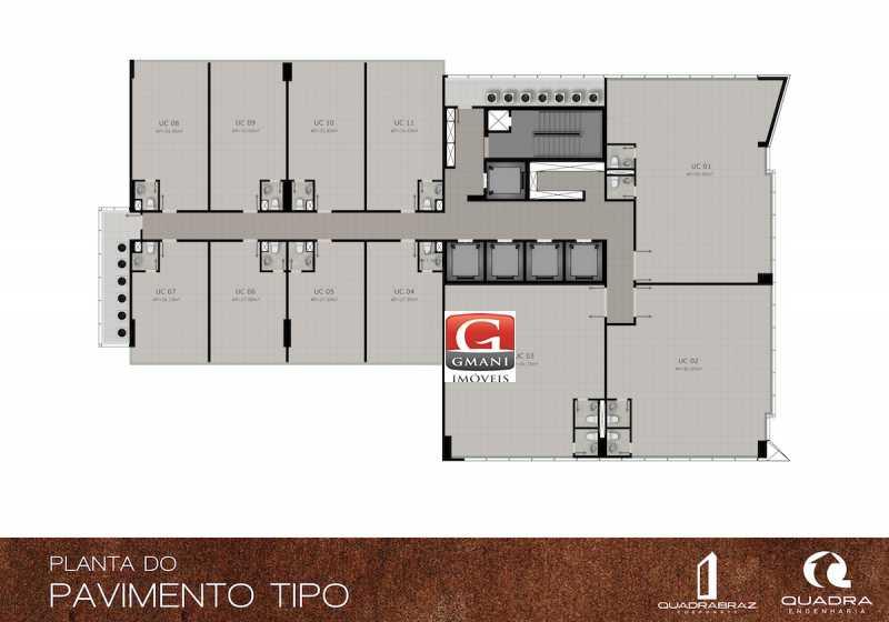 PAVIMENTOTIPO - QUADRABRAZ CORPORATE. - MAPR00001 - 17