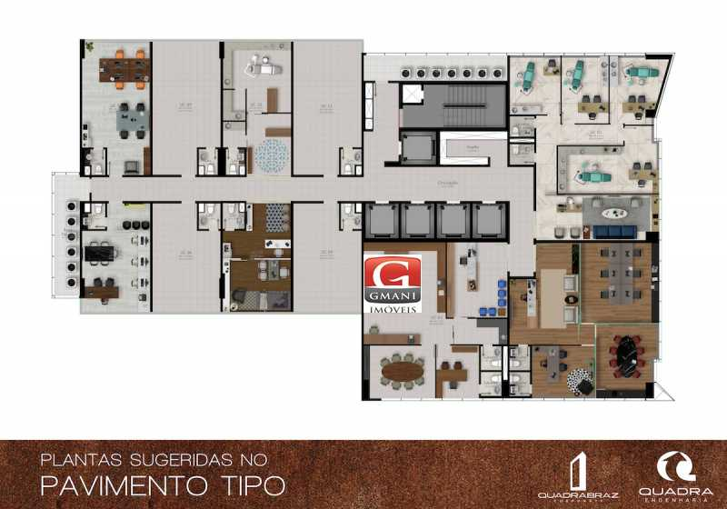 PAVIMENTOTIPOS - QUADRABRAZ CORPORATE. - MAPR00001 - 18