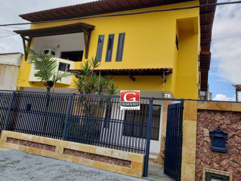 WhatsApp Image 2019-07-04 at 1 - Linda Casa com 400m² no Bairro do Marco, desbanca apartamentos no Umarizal. - MACA30004 - 1