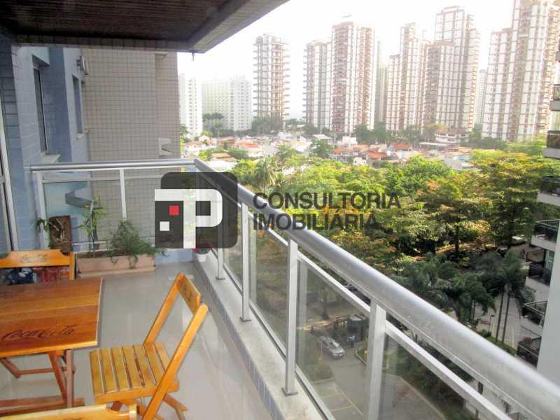 IMG_90794 - Apartamento À venda Barra da TIjuca - TPAP20007 - 1