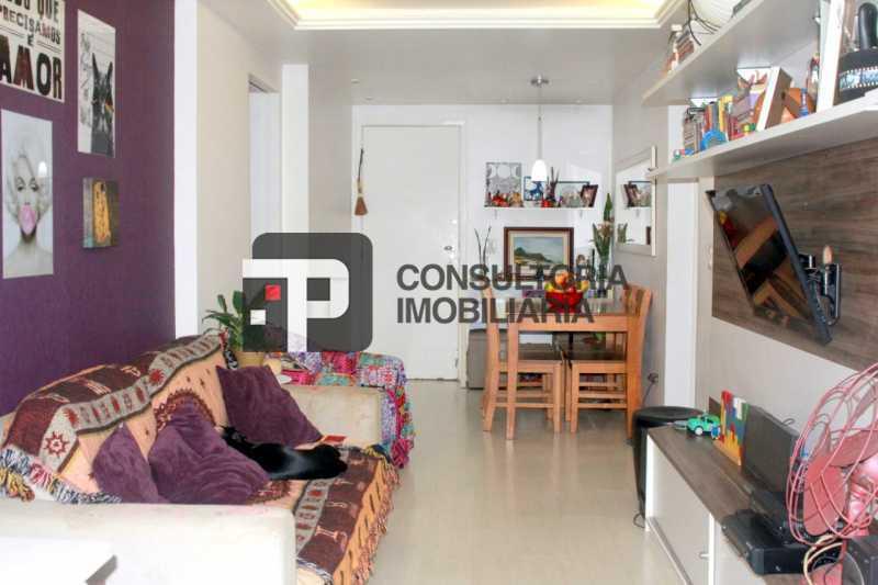 b6 - Apartamento 2 quartos à venda Barra da Tijuca, Rio de Janeiro - R$ 630.000 - TPAP20076 - 1