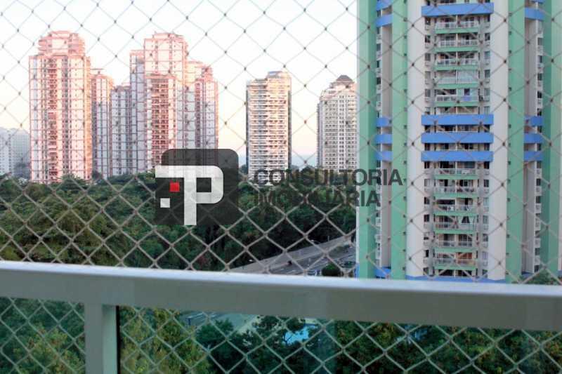 b9 - Apartamento 2 quartos à venda Barra da Tijuca, Rio de Janeiro - R$ 630.000 - TPAP20076 - 21