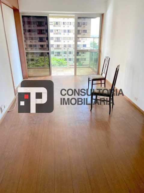 m2 - apartamento a venda barra da tijuca quarto e sala - TPAP10020 - 1