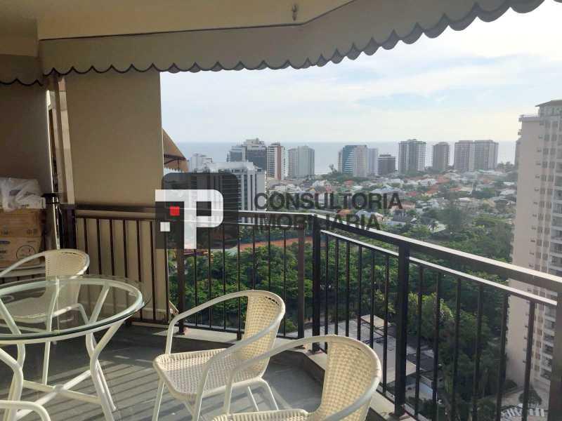 f11 - Apartamento À Venda - Barra da Tijuca - Rio de Janeiro - RJ - TPAP10006 - 1