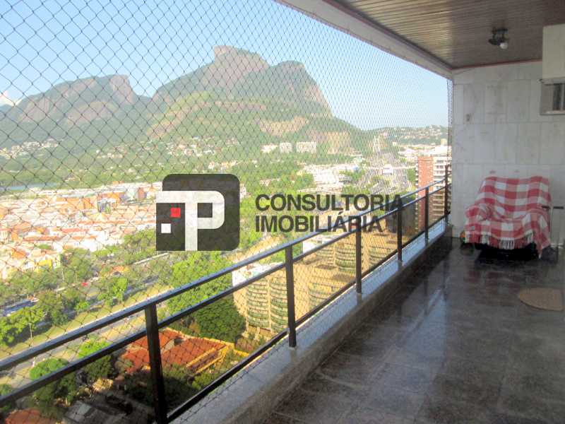 r9 - Apartamento À venda Barra da Tijuca - TPAP40003 - 1