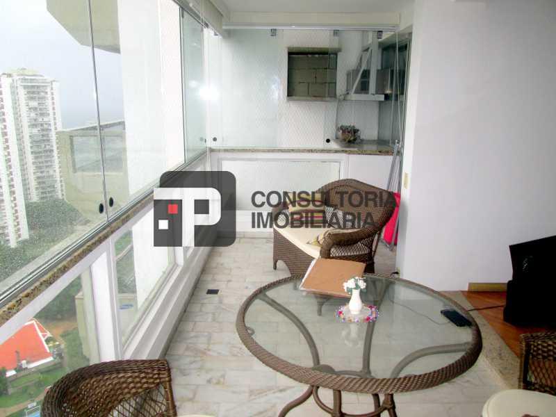 r6 - Apartamento À venda Barra da Tijuca - TPAP10011 - 7