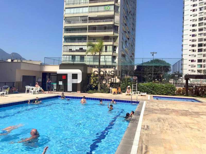 four seasons 2010 editado 5 - Apartamento À venda Barra da Tijuca - TPAP10015 - 13