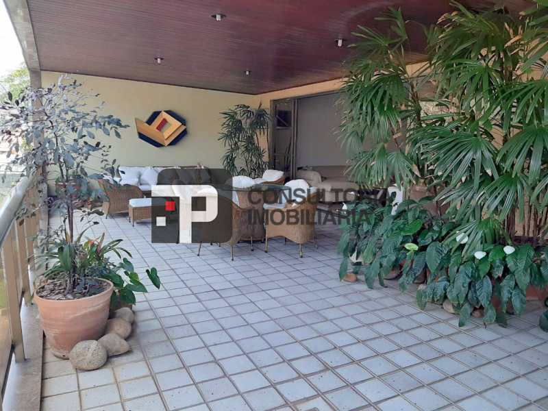 nabru cel8 - apartamento aluguel barra da tijuca - TPAP40006 - 3