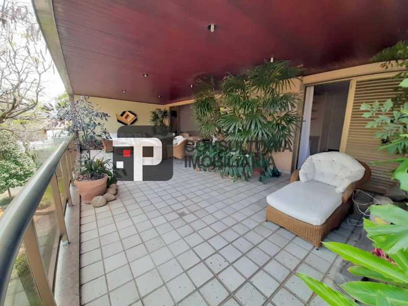 nabru cel9 - apartamento aluguel barra da tijuca - TPAP40006 - 6