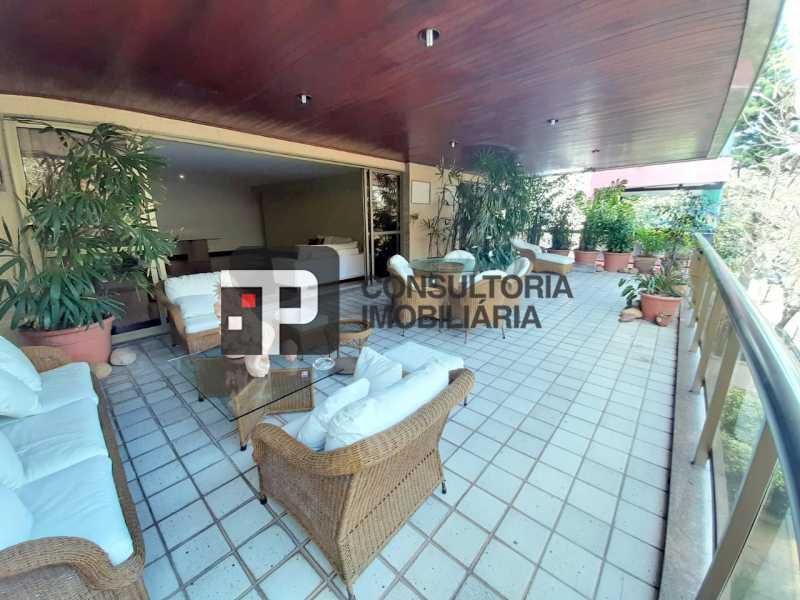 nabru cel12 - apartamento aluguel barra da tijuca - TPAP40006 - 1