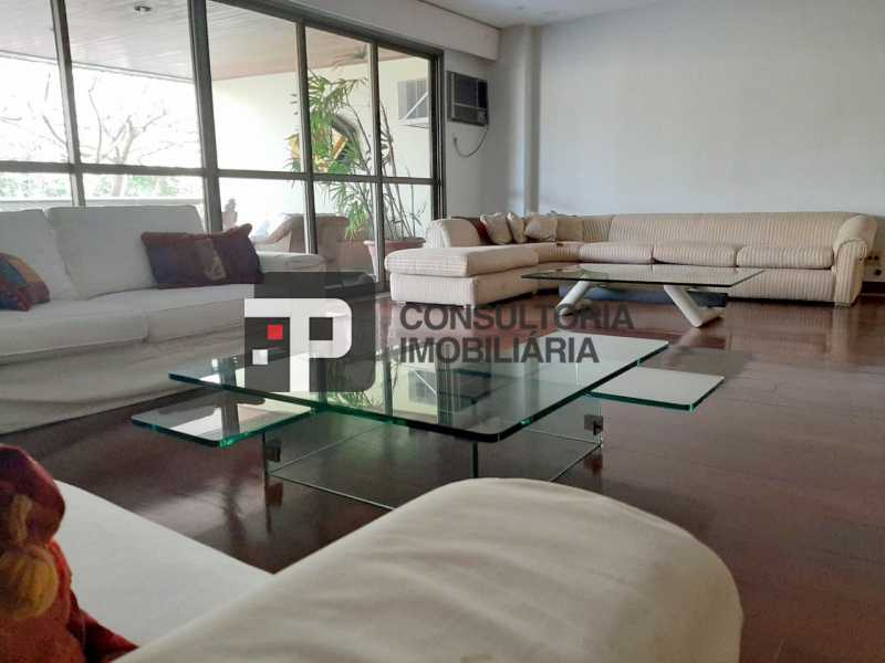 nabru cel13 - apartamento aluguel barra da tijuca - TPAP40006 - 8