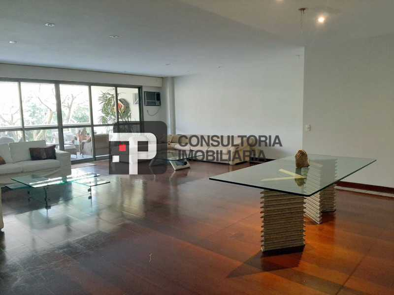 nabru cel27 - apartamento aluguel barra da tijuca - TPAP40006 - 10