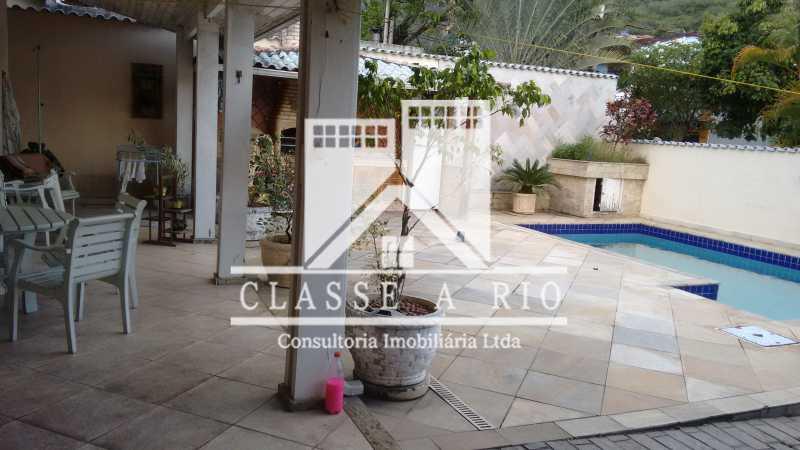08 - Casa em Condomínio Eldorado, Jacarepaguá, Rio de Janeiro, RJ À Venda, 4 Quartos, 259m² - FRCN40020 - 1