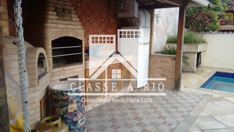 010 - Casa em Condomínio Eldorado, Jacarepaguá, Rio de Janeiro, RJ À Venda, 4 Quartos, 259m² - FRCN40020 - 10