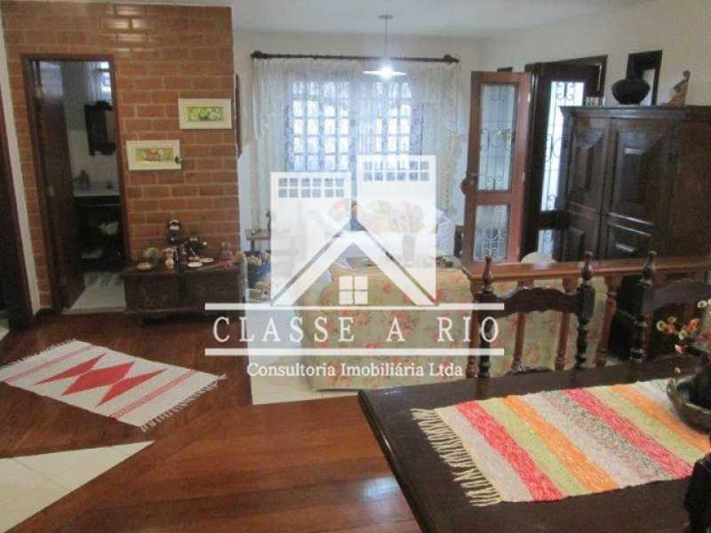 01 - Casa 3 quartos à venda Pechincha, Rio de Janeiro - R$ 980.000 - FRCA30003 - 4