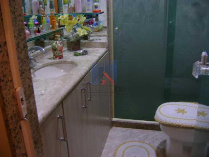 11 - VENDA-Irajá-Av.Mons. Félix,Apartamento,2 quartos+dep, Armários planejados,,2 elevadores,1 vaga de garagem coberta - FRAP20035 - 13