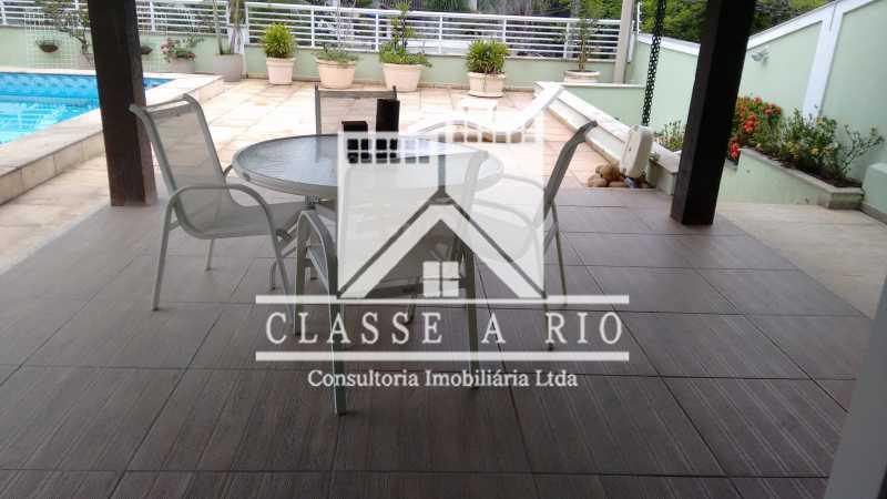 04 - Freguesia- Casa em condominio 5 quartos-Área Nobre - FRCN50003 - 3