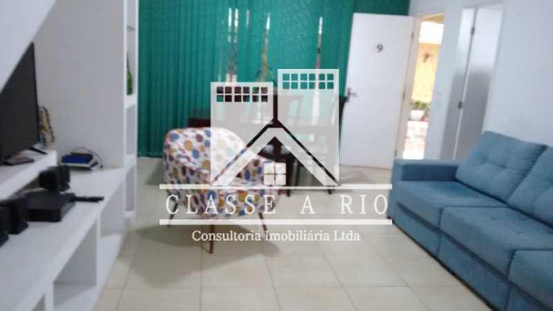 01 - Casa de Vila À Venda - Anil - Rio de Janeiro - RJ - FRCV40002 - 1