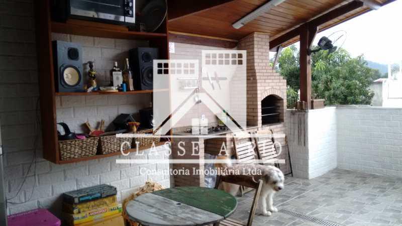 25 - Casa de Vila À Venda - Anil - Rio de Janeiro - RJ - FRCV40002 - 26