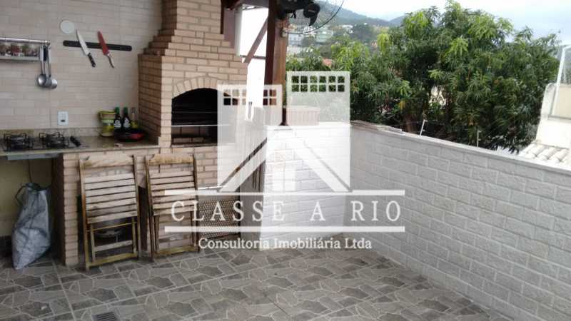 26 - Casa de Vila À Venda - Anil - Rio de Janeiro - RJ - FRCV40002 - 27