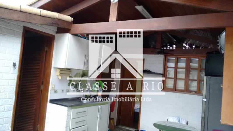28 - Casa de Vila À Venda - Anil - Rio de Janeiro - RJ - FRCV40002 - 29