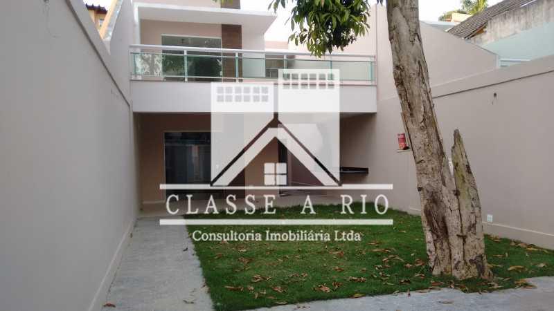 01 - Imperdivel casa em condominio na Freguesia - FRCN50004 - 1