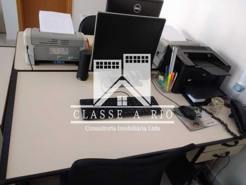 IMG-20190109-WA0004 - Sala Comercial-Estrada Dos Três Rios-Localização Privilegiada-Prédio Novo - FRSL00003 - 5