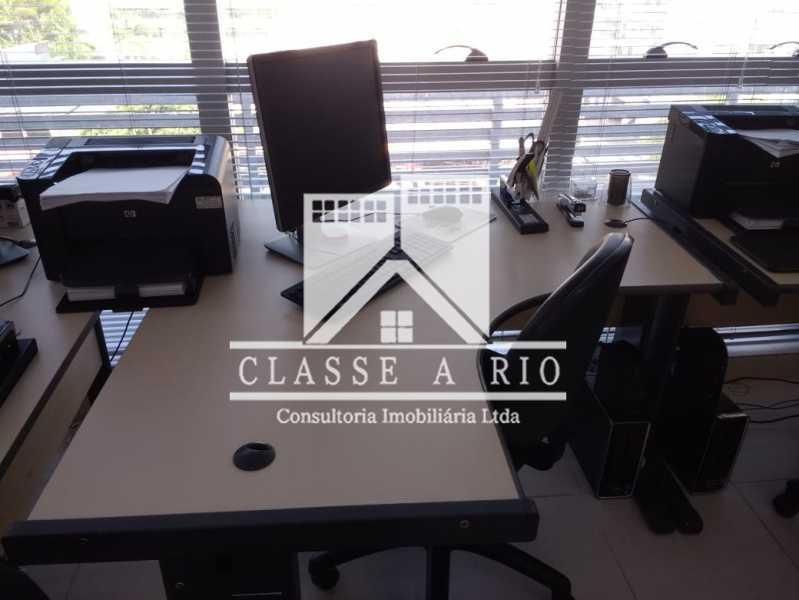 IMG-20190109-WA0006 - Sala Comercial-Estrada Dos Três Rios-Localização Privilegiada-Prédio Novo - FRSL00003 - 7